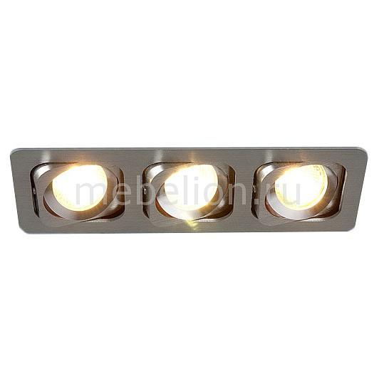 Встраиваемый светильник Elektrostandard 1021 a030516  встраиваемый светильник elektrostandard техно 1021 1