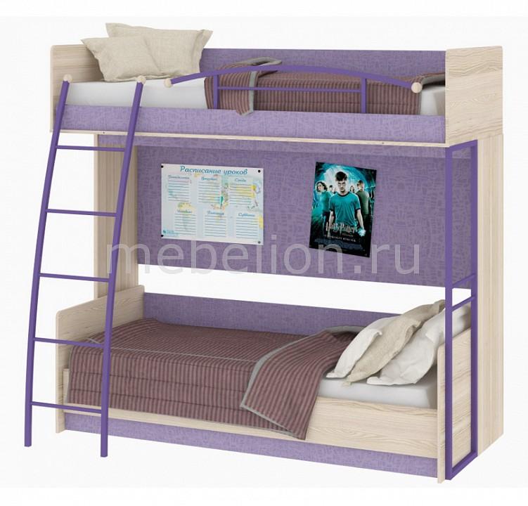 Кровать двухъярусная ТриЯ Индиго ГН-145.004 стоимость