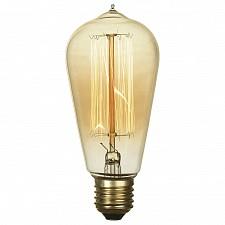 Лампа накаливания Loft E27 60Вт 2800K GF-E-764