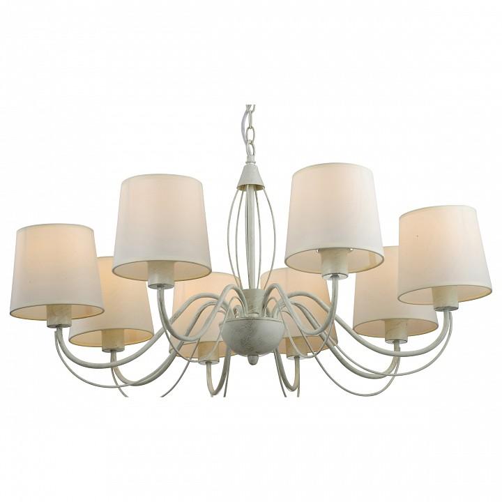 Подвесная люстра Arte Lamp Orlean A9310LM-8WG люстра arte lamp orlean a9310lm 8wg