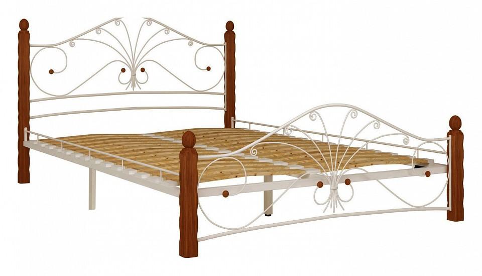 Кровать двуспальная Мебвилл Фортуна 1 2000х1600