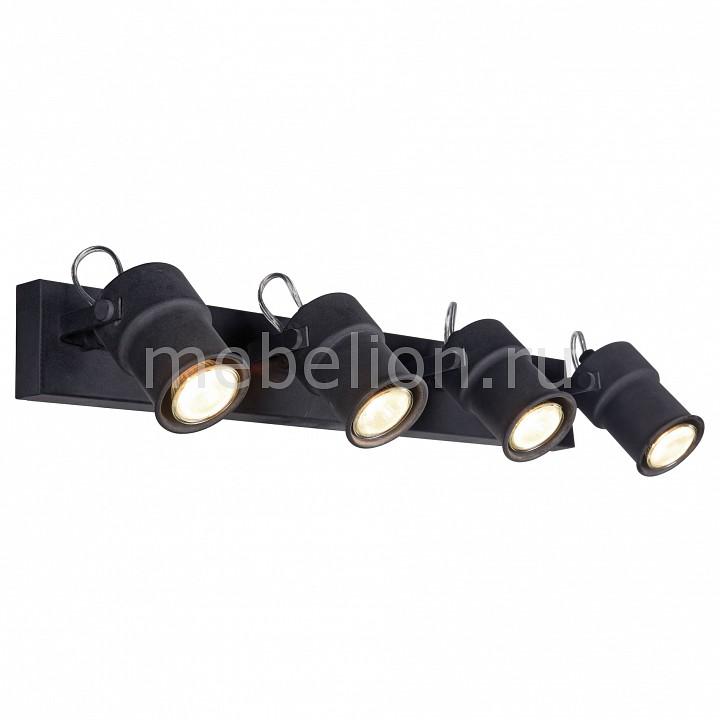 Спот Favourite Arcu 2026-4W gu10 4w 350lm 6100k 4 cree xpe led white light spotlight silver ac 85 265v