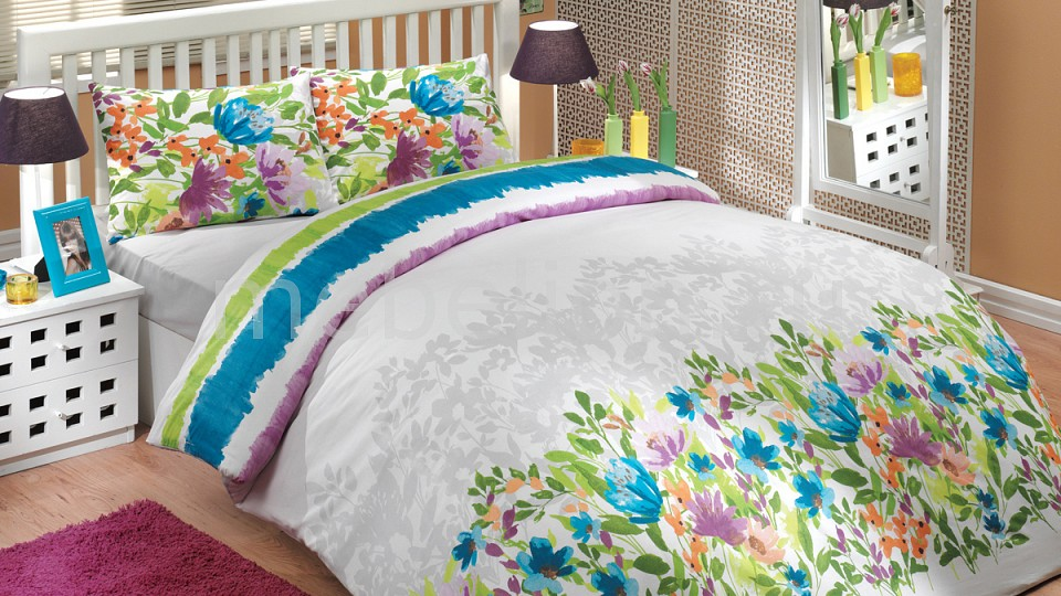 Комплект двуспальный HOBBY Home Collection LILIAN duchess airy fairy lilian