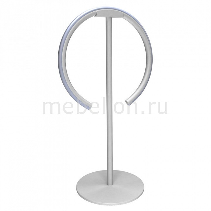 Настольная лампа декоративная Donolux 111024 T111024/1C 14W White настольная лампа декоративная donolux 111024 t111024 1c 14w black