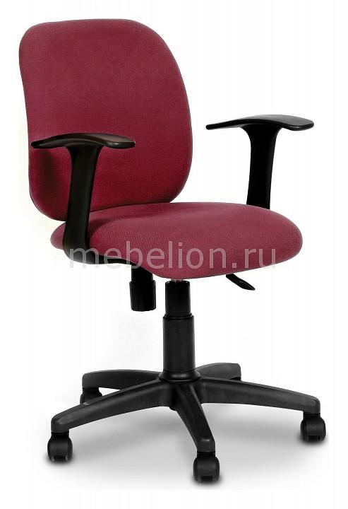 Кресло компьютерное Chairman Chairman 670 бордовый/черный