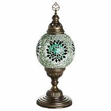 Настольная лампа декоративная Марокко 0915,07