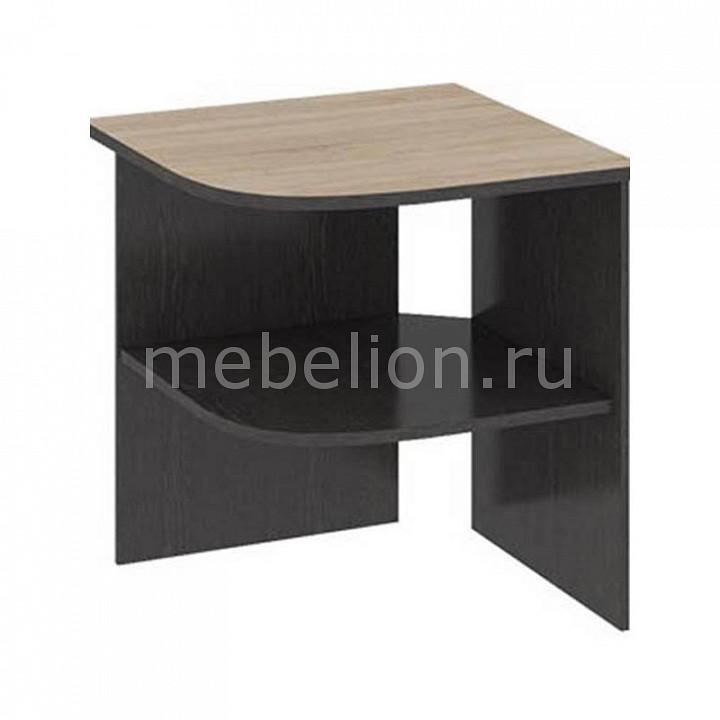 ТриЯ Надстройка для стола Успех-2 ПМ-184.10 венге цаво/дуб сонома мебель трия надстройка для стола успех 2 пм 184 10 венге цаво дуб сонома