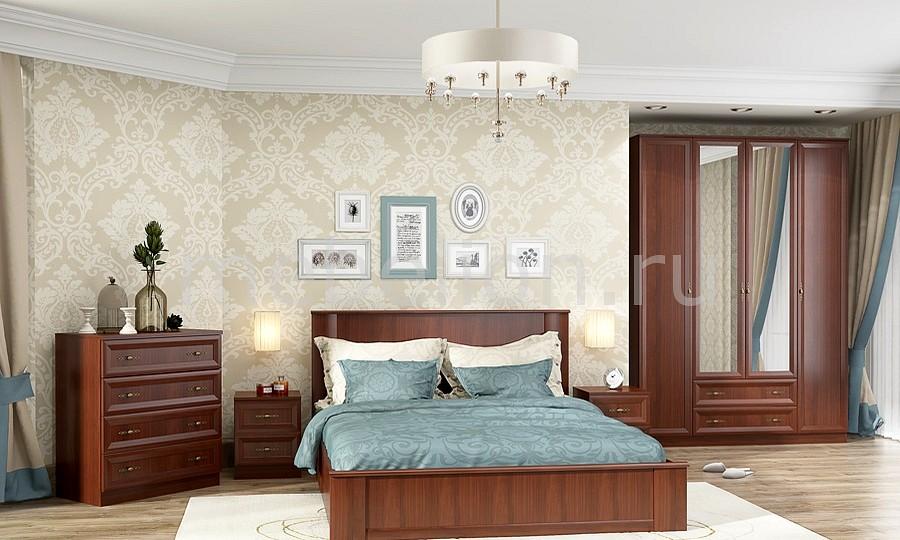 Гарнитур для спальни Юлианна 9 вишня барселона