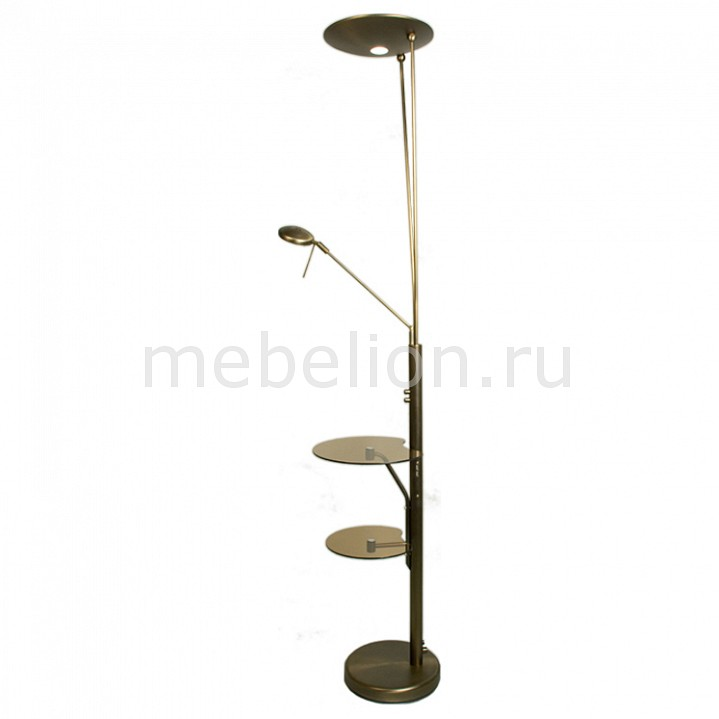 Стол журнальный с торшером и с подсветкой Citilux CL801005F Тандем