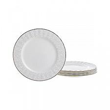 Набор из 6 тарелок плоских Вивьен 264-606