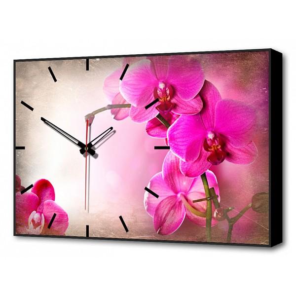 Настенные часы Brilliant(60х37 см) Орхидеи BL-2205Артикул - BT_BL-2205,Бренд - Brilliant (Германия),Серия - Орхидеи BL,Ширина, мм - 600,Высота, мм - 370,Выступ, мм - 40,Материал - МДФ, текстиль,Цвет - розовый, серый,Тип поверхности - матовый,Необходимые компоненты - 1 батарейка АА 1.5 V,Компоненты, входящие в комплект - Подрамник, холст,Дополнительные параметры - бесшумный часовой механизм<br><br>Артикул: BT_BL-2205<br>Бренд: Brilliant (Германия)<br>Серия: Орхидеи BL<br>Ширина, мм: 600<br>Высота, мм: 370<br>Выступ, мм: 40<br>Материал: МДФ, текстиль<br>Цвет: розовый, серый<br>Тип поверхности: матовый<br>Необходимые компоненты: 1 батарейка АА 1.5 V<br>Компоненты, входящие в комплект: Подрамник, холст<br>Дополнительные параметры: бесшумный часовой механизм