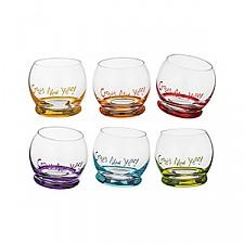 Набор из 6 стаканов Crazy New year 674-268