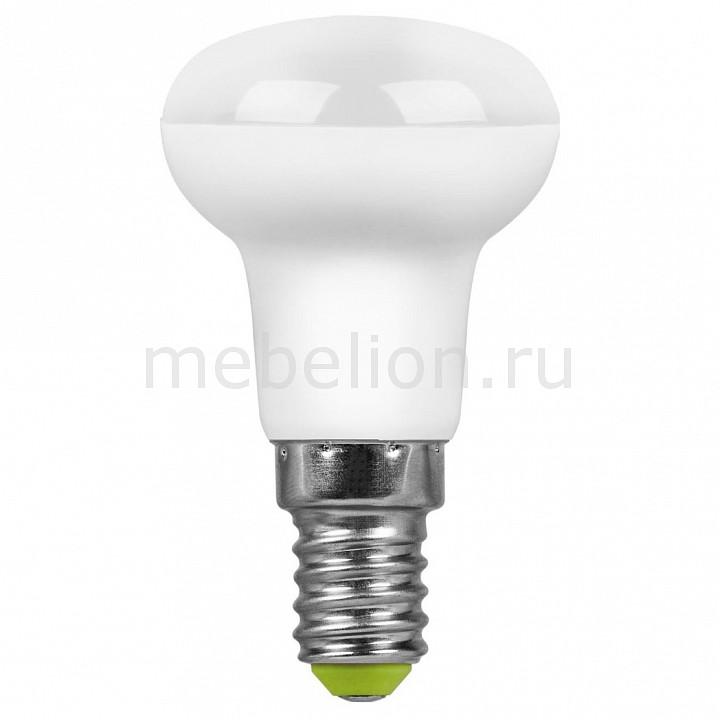 Лампа светодиодная [поставляется по 10 штук] Feron Лампа светодиодная E14 220В 5Вт 4000 K LB-43 25517 [поставляется по 10 штук] цена