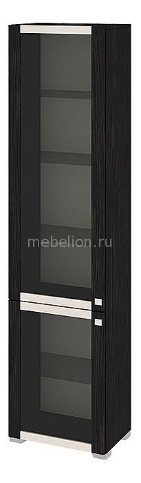 Купить Шкафы-витрины Фиджи ШК(07)_32-31_18 венге цаво/дуб белфорт  Шкаф-витрина Мебель Трия