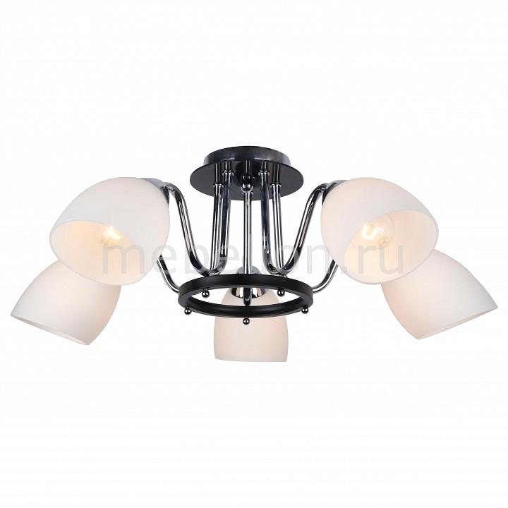 Потолочная люстра Arte Lamp Fiorentino A7144PL-5BK люстра arte lamp fiorentino a7144pl 3bk
