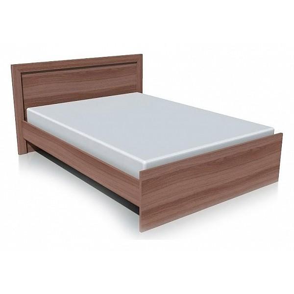 Кровать полутораспальная Сильва