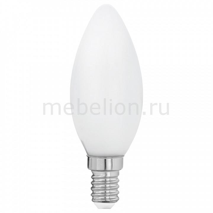Лампа светодиодная [поставляется по 10 штук] Eglo Лампа светодиодная Милки E14 4Вт 2700K 11602 [поставляется по 10 штук] лампа светодиодная 5 4вт e14 osram clb40 свеча матовая теп