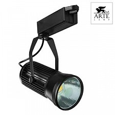 Светильник на штанге Arte Lamp A6330PL-1BK Track Lights