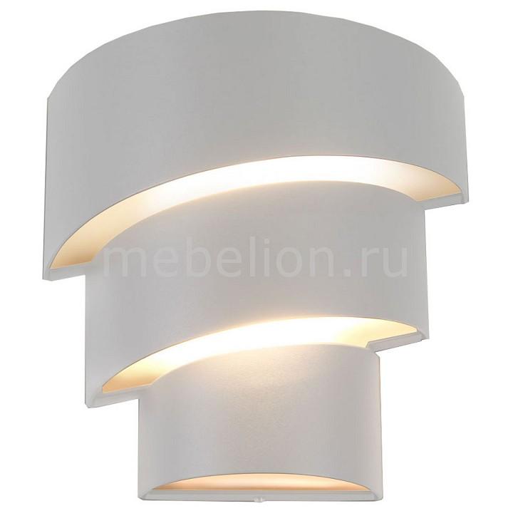 Накладной светильник Elektrostandard 1535 TECHNO LED HELIX белый elektrostandard 1518 techno led blade белый