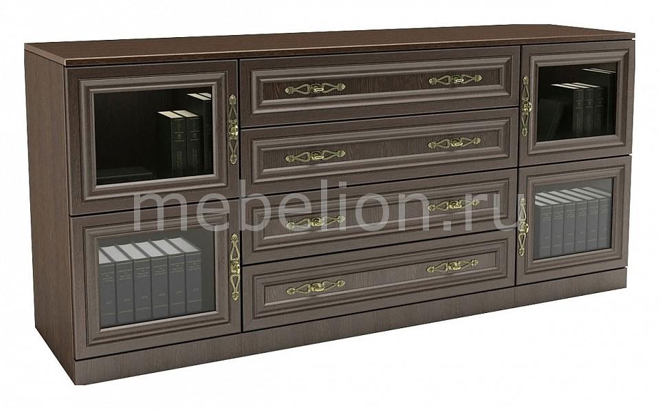 Тумба-витрина ВМФ-Мебель Карлос-062