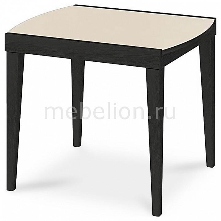 Стол обеденный Мебель Трия Танго Т1 С-361 венге/стекло мебель трия табурет кантри т1 венге темно коричневый