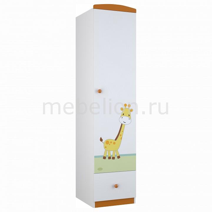 Шкаф для белья Polini Basic Джунгли