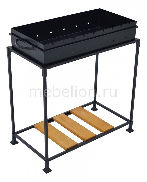 Мангал DOORZ (80x39x80 см) МД-4-2