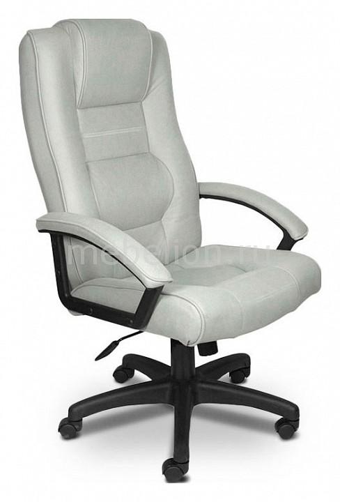 Кресло компьютерное Бюрократ Бюрократ T-9906AXSN-F серое