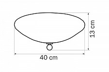Накладной светильник Lightstar 820833 Zucche