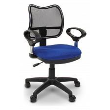 Кресло компьютерное Chairman 450 синий/черный