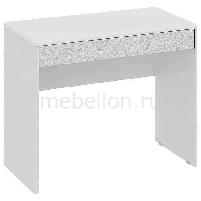 Стол туалетный Амели ТД-193.05.01 белый глянец