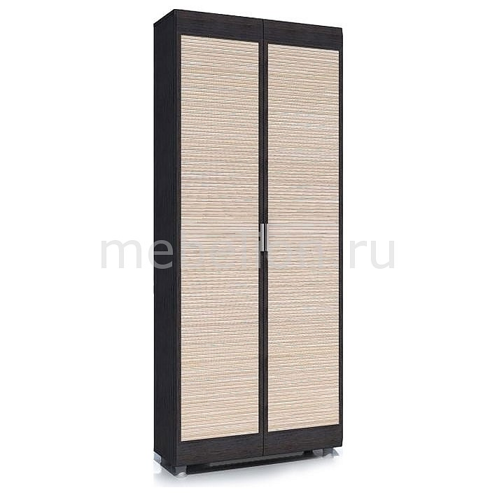 Шкаф для белья Капри НМ 014.04 ЛР