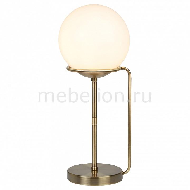 Настольная лампа декоративная Arte Lamp Bergamo A2990LT-1AB настольная лампа arte lamp bergamo a2990lt 1cc