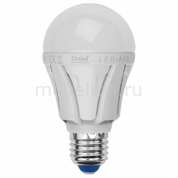 Купить Лампа светодиодная E27 220В 9Вт 3000K LEDA609WWWE2FRALP01WH, Uniel, Китай