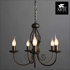 Подвесная люстра Arte Lamp A3057LM-5BR Dolce