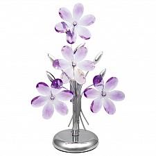 Настольная лампа декоративная Purple 5146