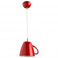 Подвесной светильник Arte Lamp A6605SP-1RD Cafeteria