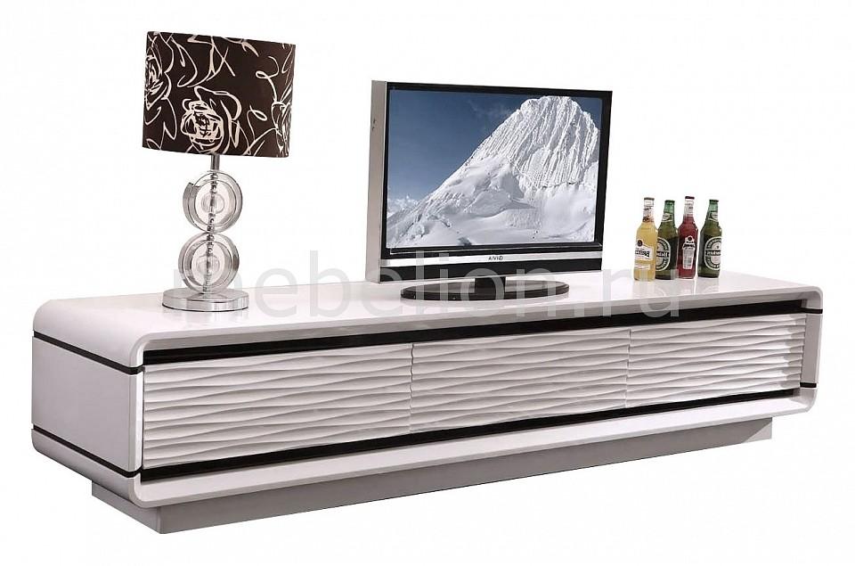 цена Тумба под ТВ Caffe Collezione 3D-Modo белая
