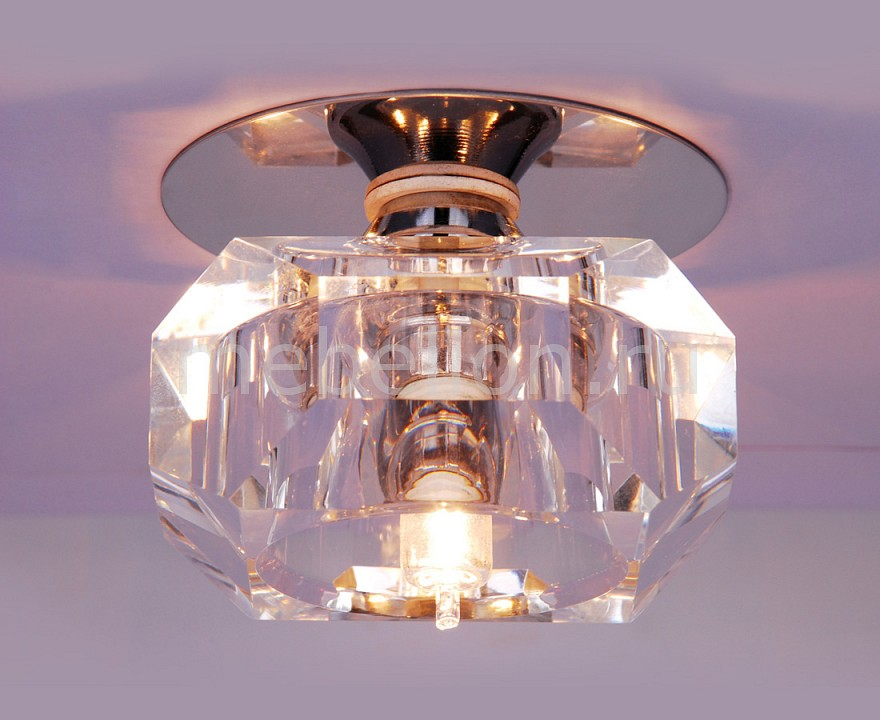 Встраиваемый светильник Brilliant A8046PL-1CC mebelion.ru 520.000