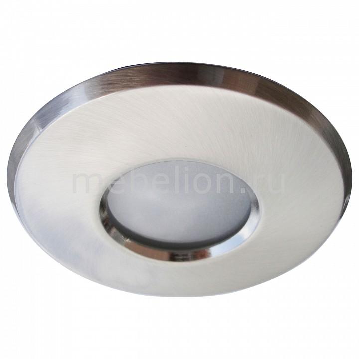 Комплект из 3 встраиваемых светильников Arte Lamp Aqua A5440PL-3SS arte lamp aqua a2024pl 3ss