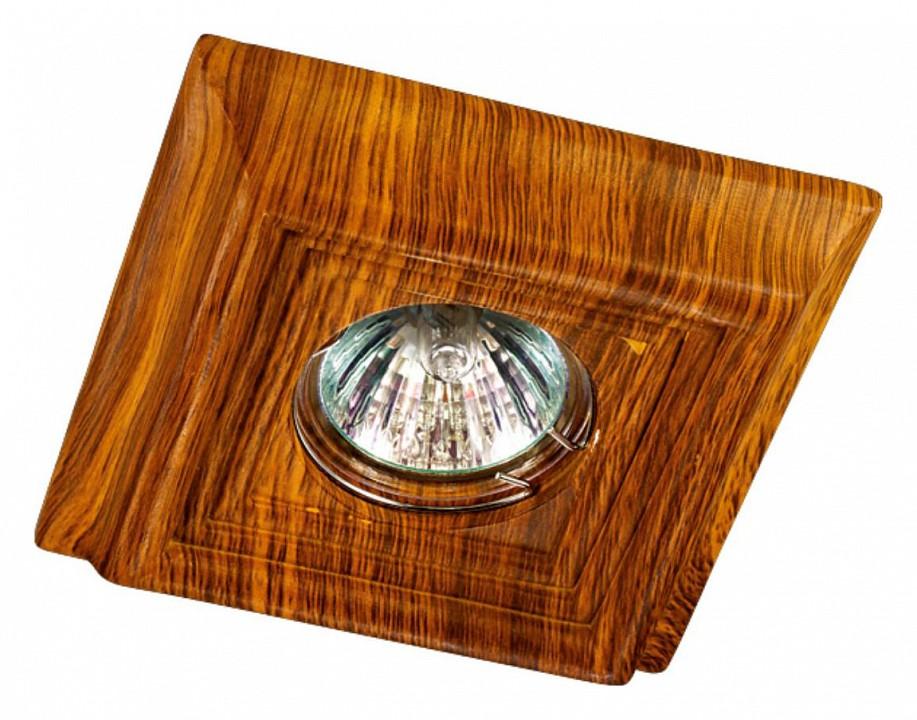 Встраиваемый светильник Novotech 370090 Pattern