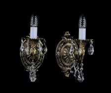 Бра Bohemia Ivele Crystal 1700/1/A/GB 1700