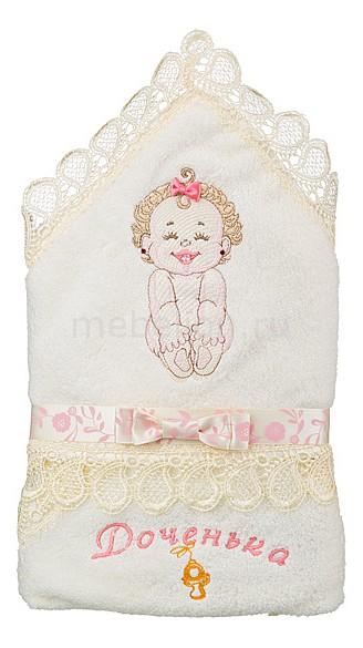Полотенце детское (70х70 см) Дочка 703-581-1