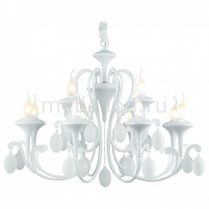 Подвесная люстра Arte Lamp Sigma A3239LM-12WH подвесная люстра arte lamp montmartre a3239lm 12wh