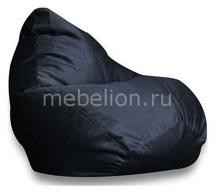 Кресло-мешок Фьюжн черное III  тумбочка прикроватная бу