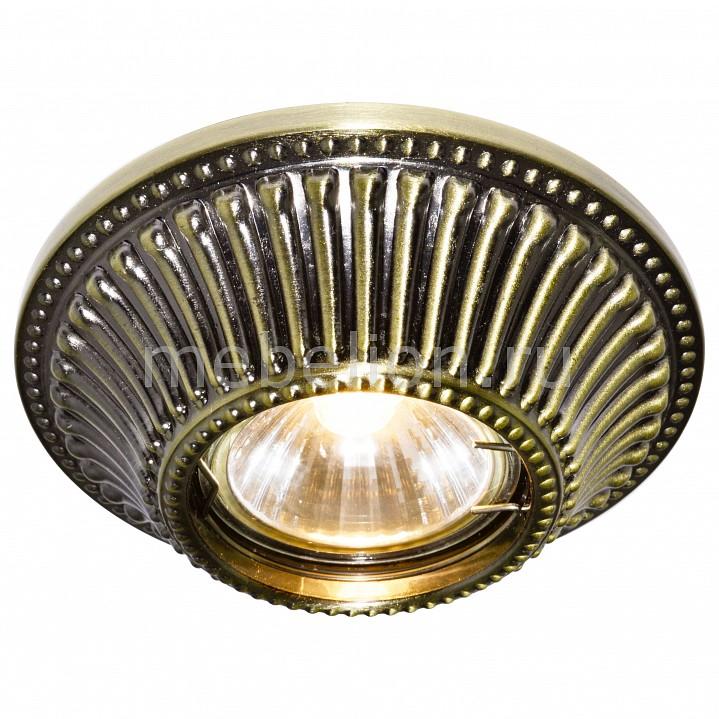 Встраиваемый светильник Arte Lamp A5298PL-1AB Arena