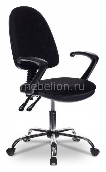 Кресло компьютерное Бюрократ T-610/BLACK бюрократ кресло компьютерное t 700y or 13