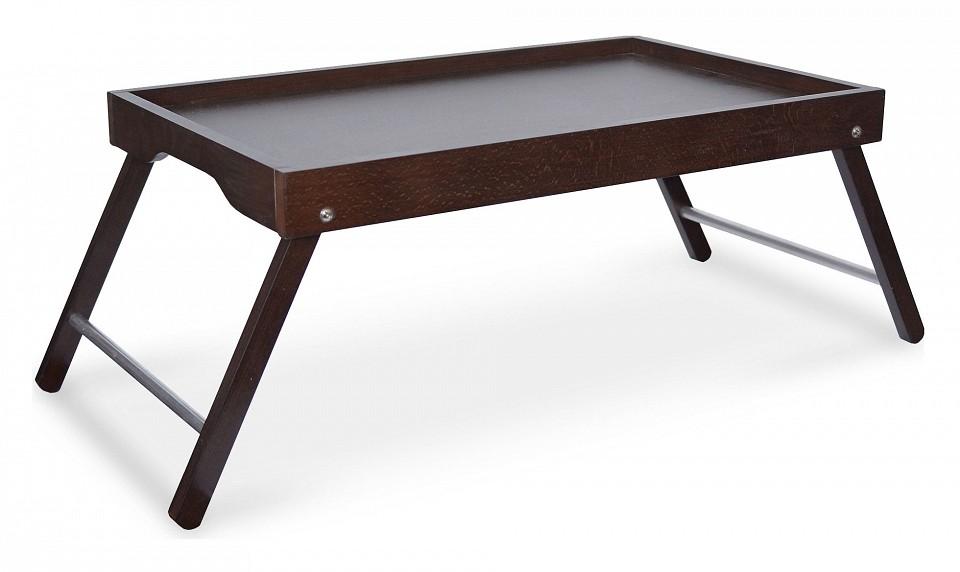 Стол сервировочный Мебелик Селена сервировочный столик мебелик стол сервировочный бридж средне коричневый