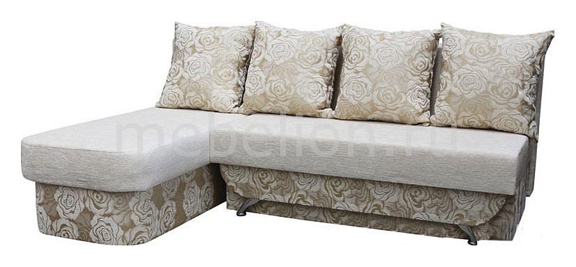 Диван угловой Мелани Marcia 1416-4/Beige/Tore 8001-Cream mebelion.ru 16660.000