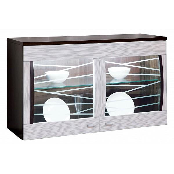 Тумба-витрина Олимп-мебель